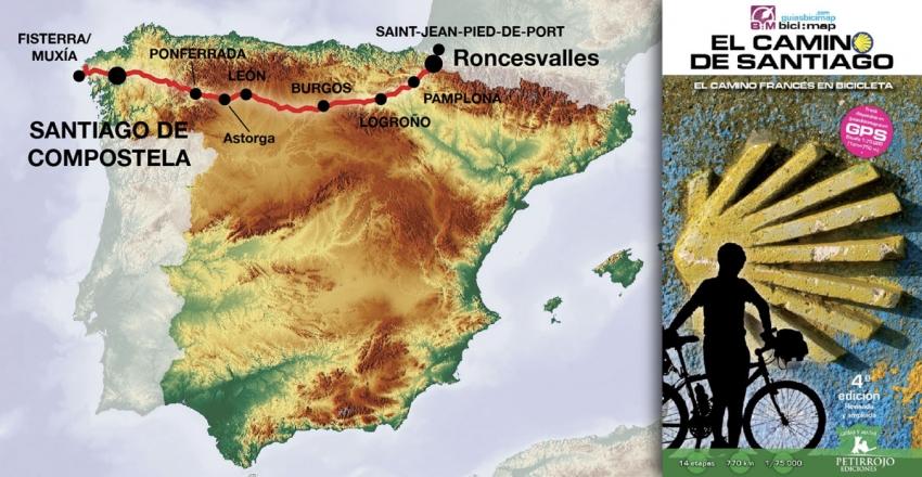 El Camino Francés en bicicleta